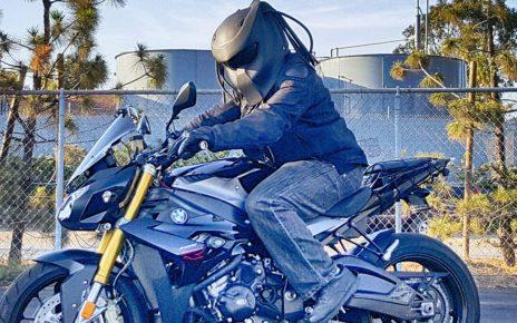 Casque de moto Predator